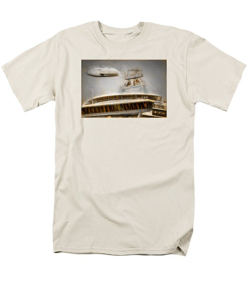 Moby Air Men's T-Shirt  (Regular Fit) by Michael Cleere