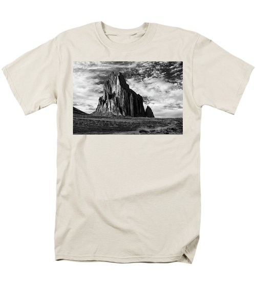 Monolith On The Plateau Men's T-Shirt  (Regular Fit) by Jon Glaser