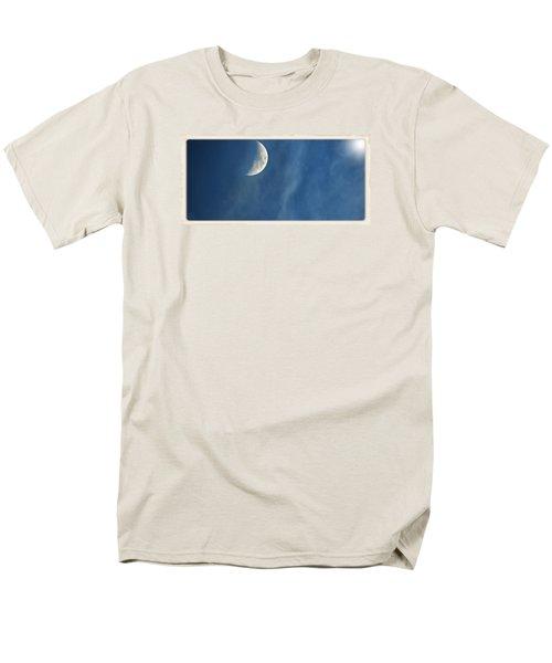 Moon Roof  Men's T-Shirt  (Regular Fit) by Laura Ragland