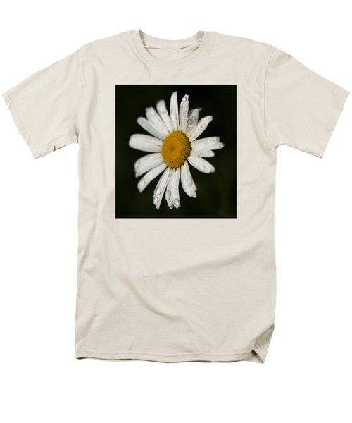 Morning Daisy Men's T-Shirt  (Regular Fit) by Dan Hefle