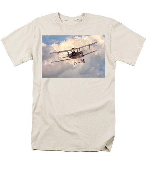 Morning Flight - Se5a Men's T-Shirt  (Regular Fit) by David Collins