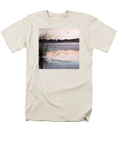 Men's T-Shirt  (Regular Fit) featuring the painting Morning Light by John Williams