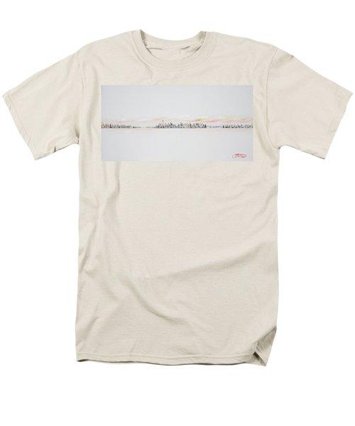 Morning Sky Men's T-Shirt  (Regular Fit)
