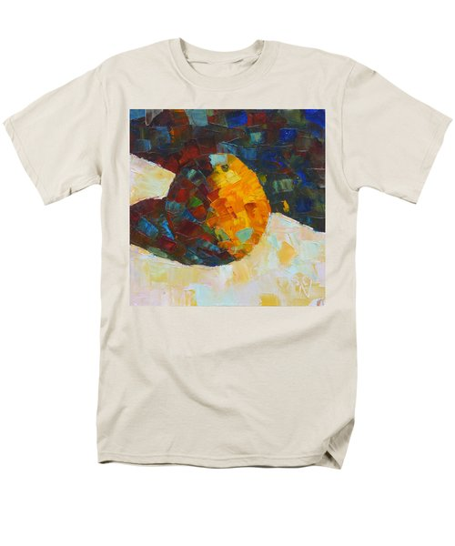 Mosaic Citrus Men's T-Shirt  (Regular Fit) by Susan Woodward