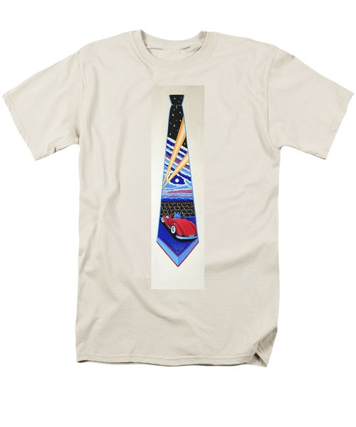 Mulholland Drive Men's T-Shirt  (Regular Fit) by Tracy Dennison