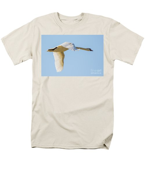 Mute Swan Men's T-Shirt  (Regular Fit) by Jivko Nakev