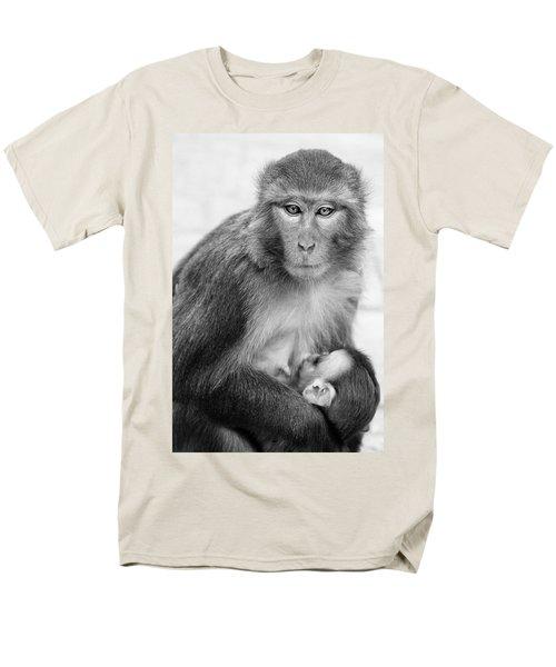 My Baby Men's T-Shirt  (Regular Fit) by James David Phenicie