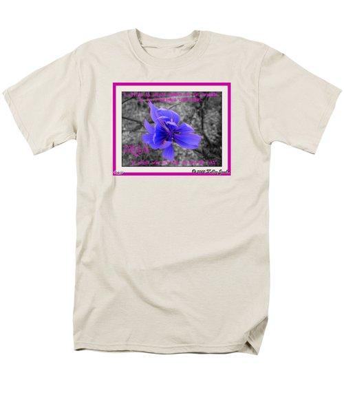 My Well-being Men's T-Shirt  (Regular Fit)