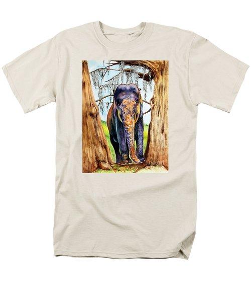 Mysore Men's T-Shirt  (Regular Fit) by Maria Barry
