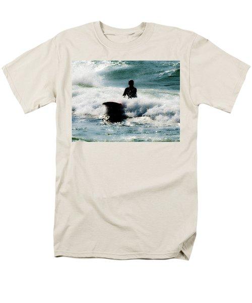 Men's T-Shirt  (Regular Fit) featuring the photograph Mystical Surf by Tara Lynn