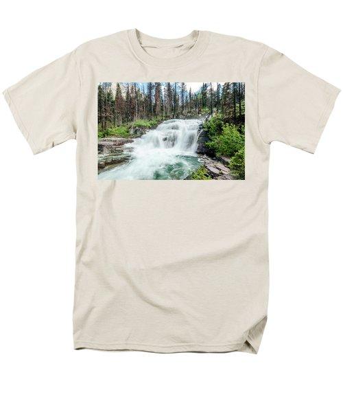 Nature Finds A Way Men's T-Shirt  (Regular Fit)