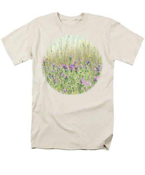 Nature's Graffiti Men's T-Shirt  (Regular Fit) by Linda Lees