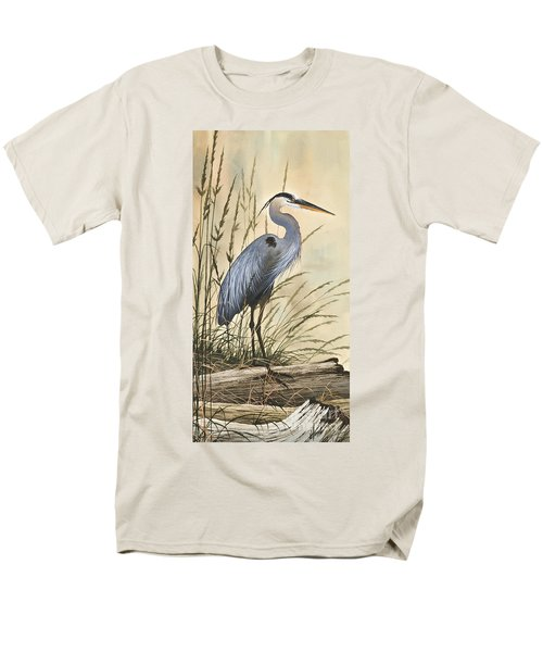 Nature's Harmony Men's T-Shirt  (Regular Fit) by James Williamson