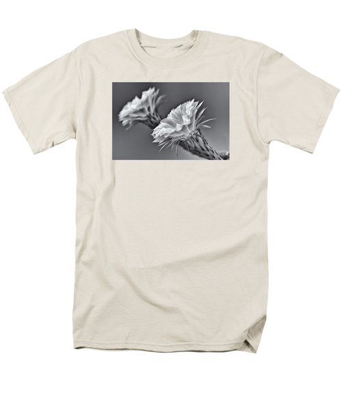 Nature's Trumpets Men's T-Shirt  (Regular Fit) by Shelly Gunderson