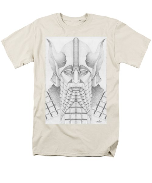 Nebuchadezzar Men's T-Shirt  (Regular Fit) by Curtiss Shaffer