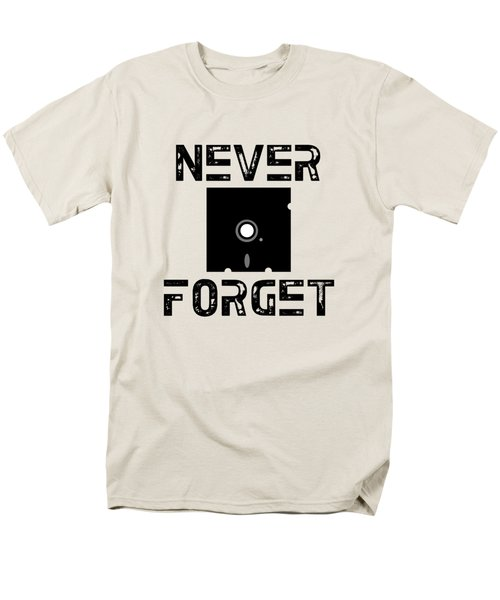 Never Forget Men's T-Shirt  (Regular Fit) by Mariel Constantino