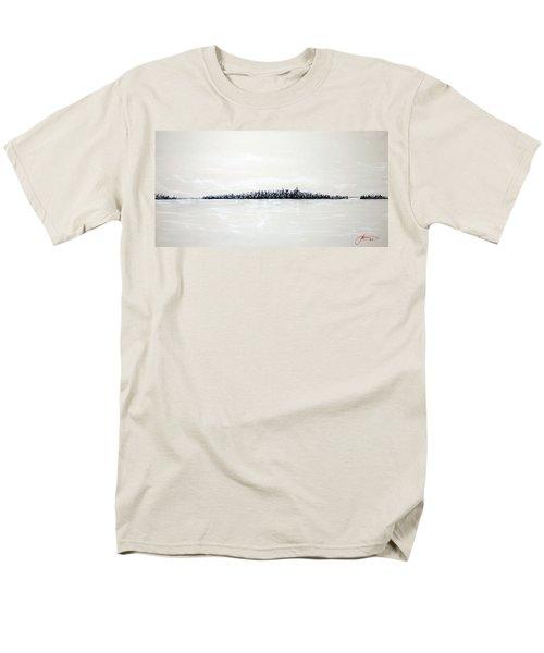 New York City Skyline 48 Men's T-Shirt  (Regular Fit)