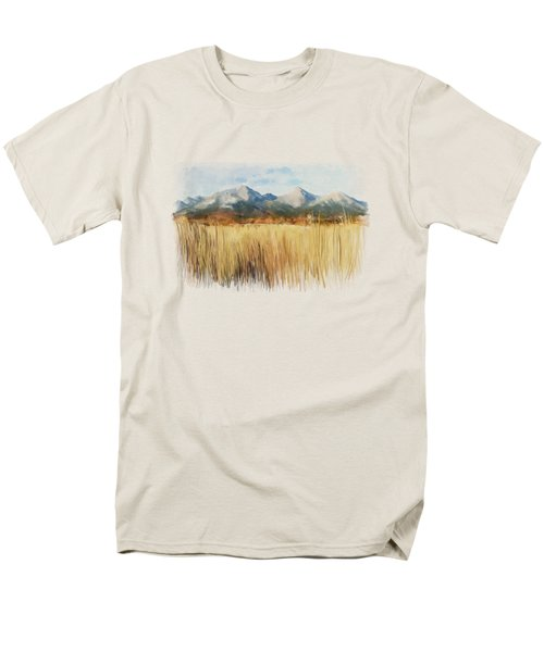 Not Far Away Men's T-Shirt  (Regular Fit) by Ivana Westin