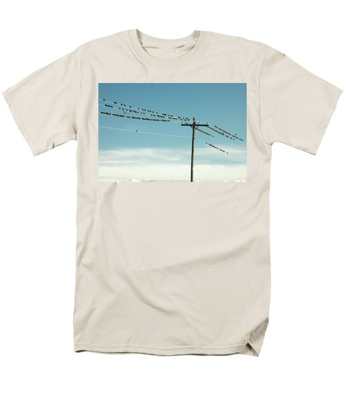 Not Like The Others Men's T-Shirt  (Regular Fit) by Todd Klassy