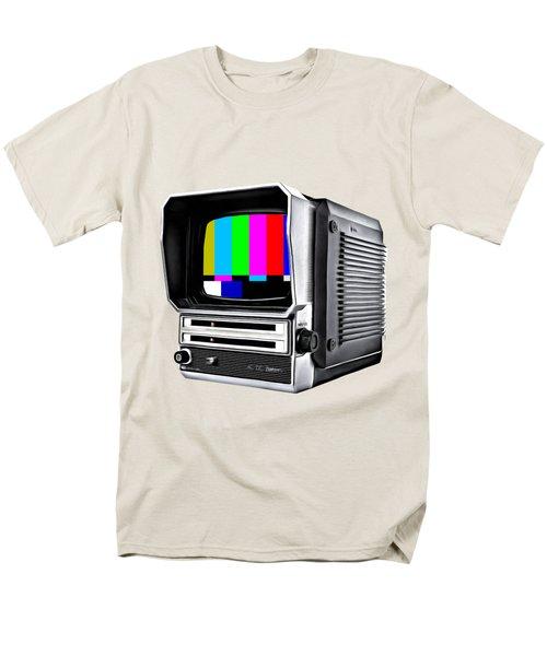 Off Air Tee Men's T-Shirt  (Regular Fit) by Edward Fielding