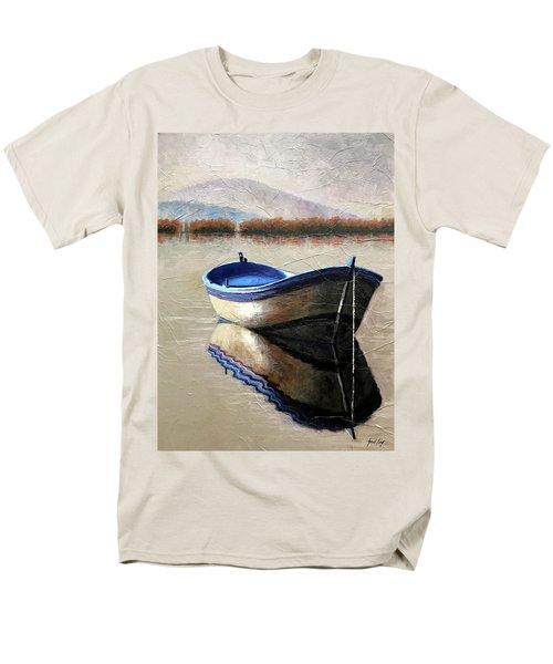 Old Boat Men's T-Shirt  (Regular Fit)