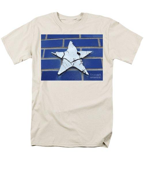 Old Glorys Star Men's T-Shirt  (Regular Fit) by Erick Schmidt