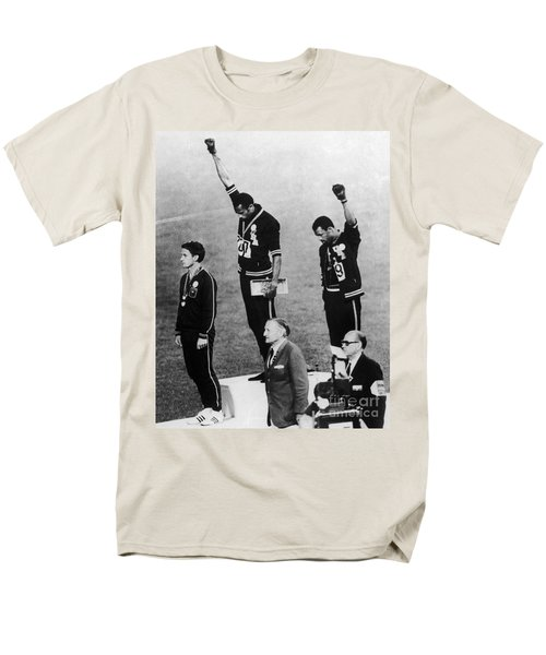 Olympic Games, 1968 Men's T-Shirt  (Regular Fit) by Granger