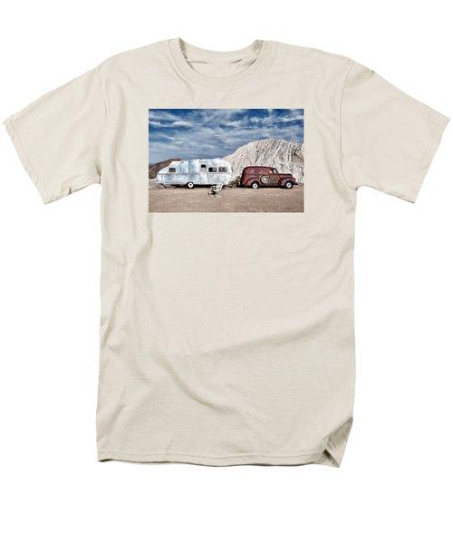On The Road Again Men's T-Shirt  (Regular Fit) by Renee Sullivan