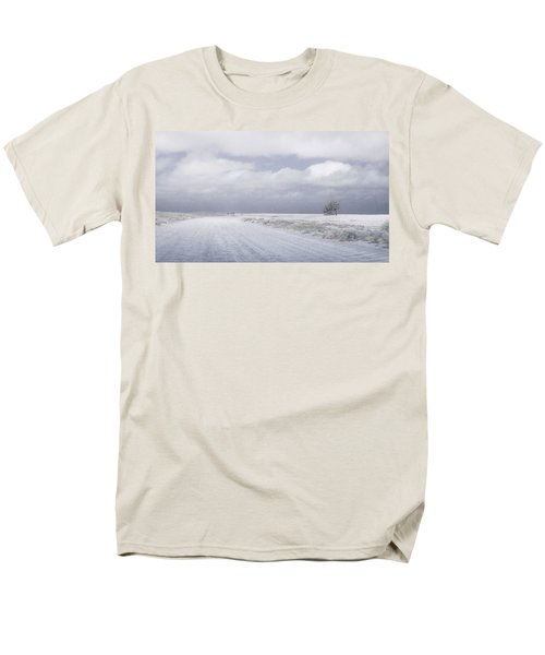 One Men's T-Shirt  (Regular Fit) by Silvia Bruno