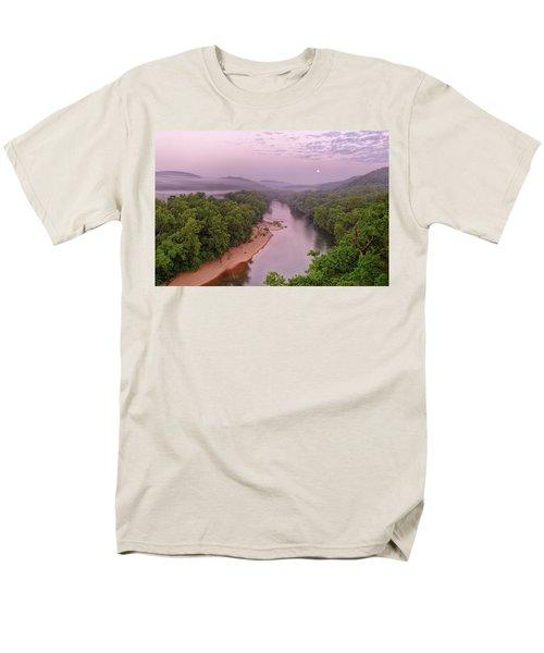 Owl's Bend Men's T-Shirt  (Regular Fit) by Robert Charity