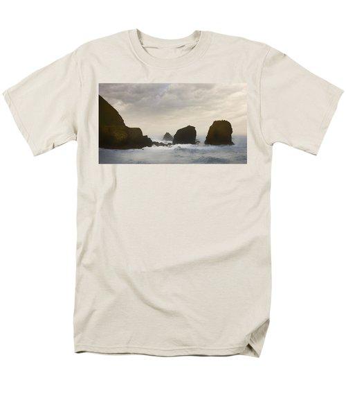 Pacifica Surf Men's T-Shirt  (Regular Fit) by John Hansen