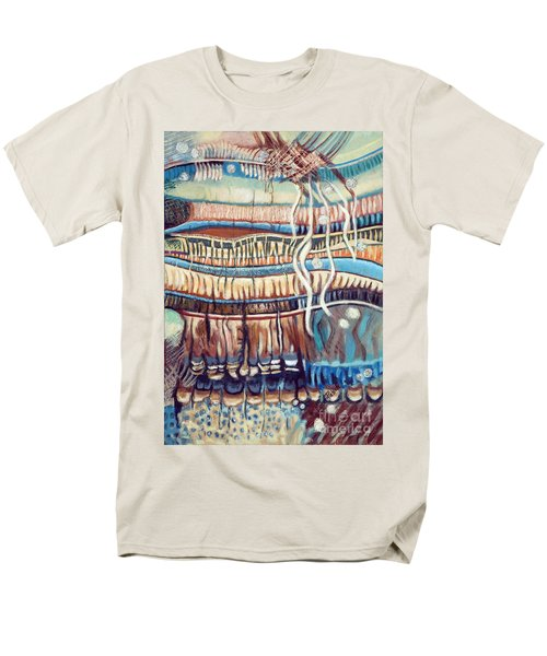 Palm Contractions Men's T-Shirt  (Regular Fit)