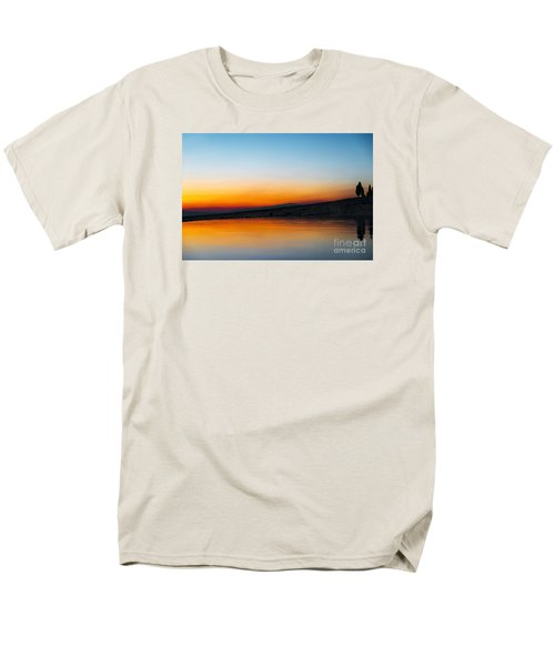 Men's T-Shirt  (Regular Fit) featuring the photograph Pammukale by Yuri Santin