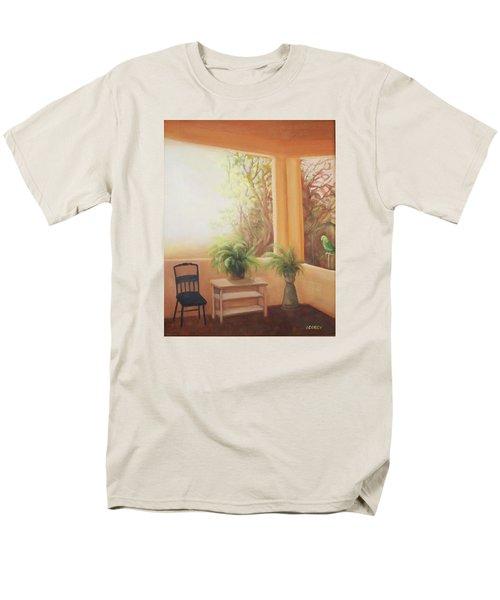 Pancho Come Home Men's T-Shirt  (Regular Fit) by Irene Corey
