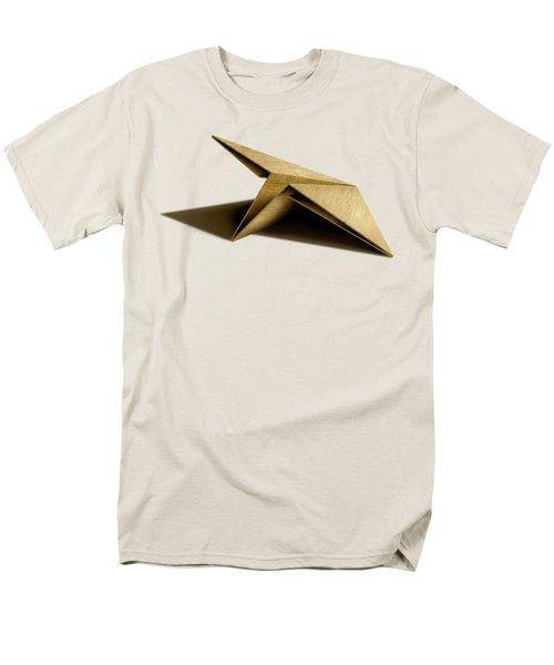 Paper Airplanes Of Wood 7 Men's T-Shirt  (Regular Fit)