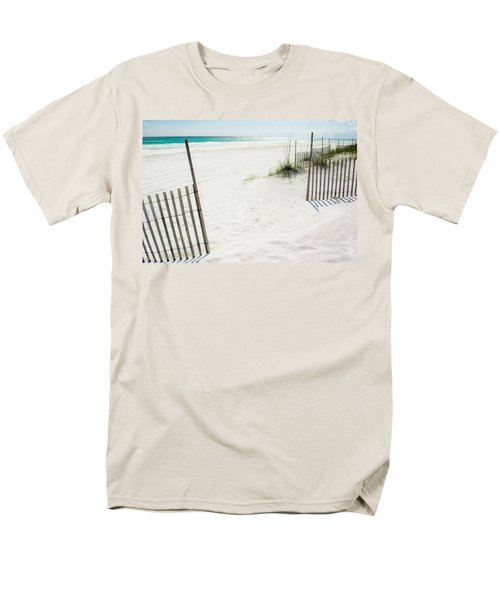 Paradise Scenery Men's T-Shirt  (Regular Fit) by Shelby  Young