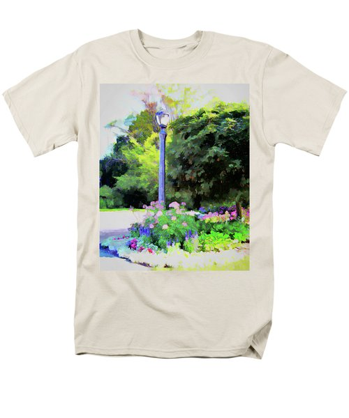 Park Light Men's T-Shirt  (Regular Fit)
