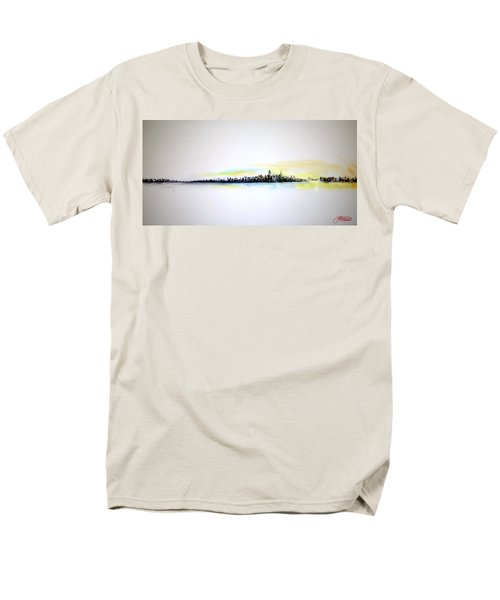 Pastel Morning Men's T-Shirt  (Regular Fit)