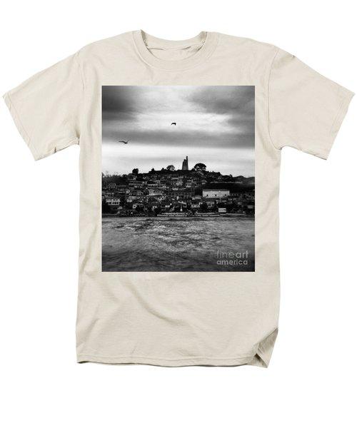 Patzcuaro Men's T-Shirt  (Regular Fit) by Ana Mireles