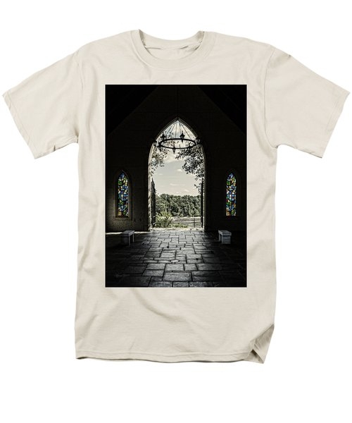 Peaceful Resting  Men's T-Shirt  (Regular Fit)