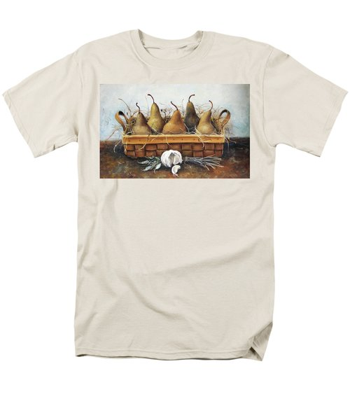 Pears Men's T-Shirt  (Regular Fit) by Mikhail Zarovny