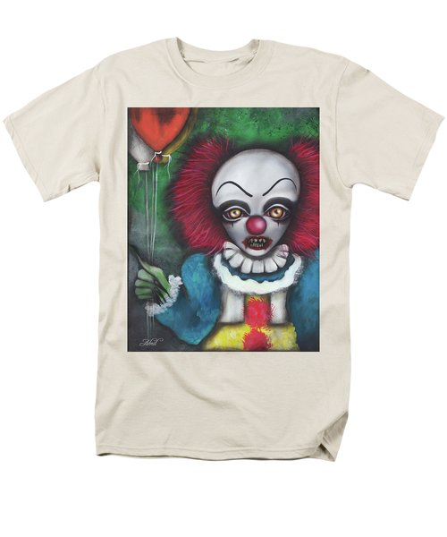 Pennywise Men's T-Shirt  (Regular Fit) by Abril Andrade Griffith