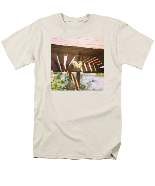 Peparing For Transformation Men's T-Shirt  (Regular Fit) by Rebecca Wood