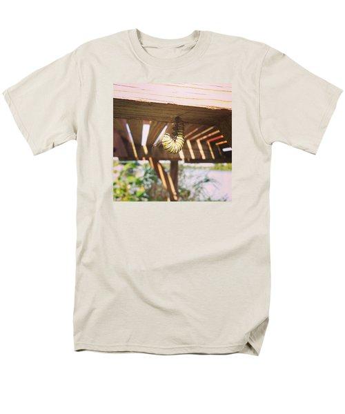 Peparing For Transformation Men's T-Shirt  (Regular Fit)