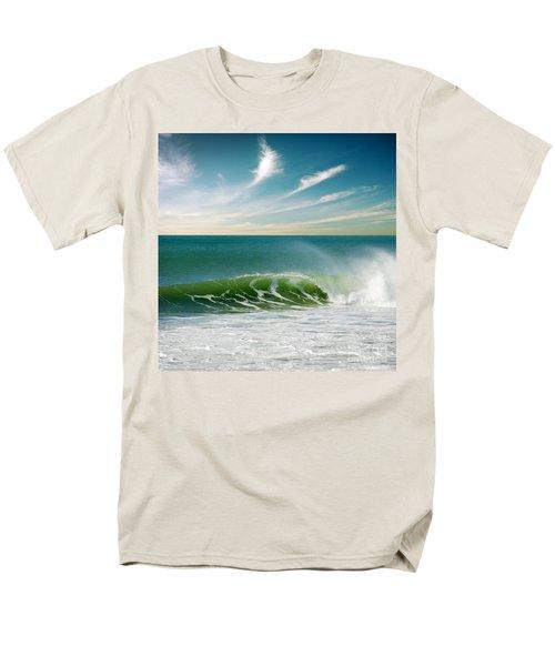 Perfect Wave Men's T-Shirt  (Regular Fit) by Carlos Caetano