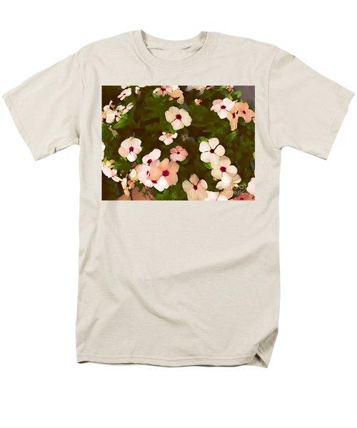 Periwinkle Men's T-Shirt  (Regular Fit)