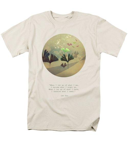 Phoenix-like Men's T-Shirt  (Regular Fit) by AugenWerk Susann Serfezi