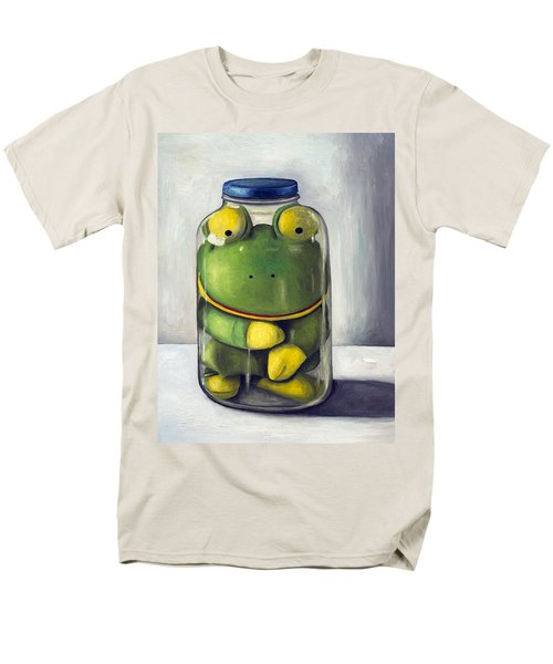 Preserving Childhood Upclose Men's T-Shirt  (Regular Fit) by Leah Saulnier The Painting Maniac