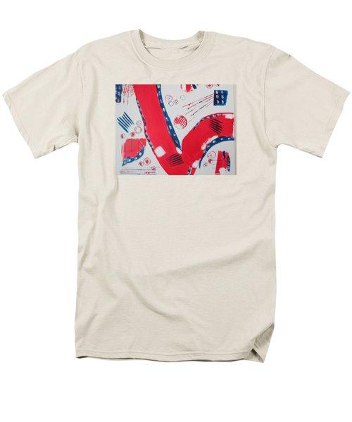 Pride - Glory - The Patriots Men's T-Shirt  (Regular Fit)