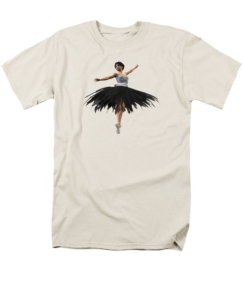 Prima Donna Men's T-Shirt  (Regular Fit) by Methune Hively